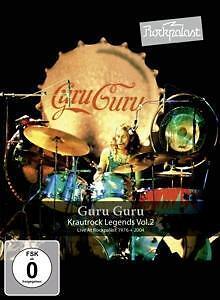 Guru Guru - Live At Rockpalast, 1 DVD