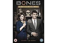 Bones Boxset seasons 1-8