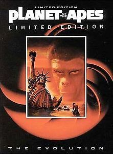 Planet of the Apes - The Evolution  DVD Set