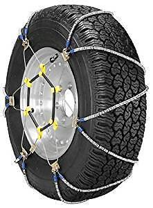 Brand New SUV / Truck Tire Chain Cables (2x Sets) North Shore Greater Vancouver Area image 1