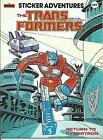 Old Transformer Toys