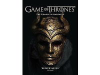 GAME OF THRONES DVDS SERIES 1-7