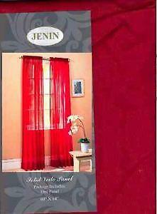 Sheer Curtains | eBay