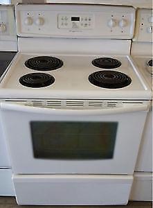 cuisinières en liquidation garantie 1 an pièce et main d'oeuvre
