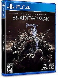 Shadow of War and Destiny 2 PS4