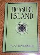 Treasure Island Vintage Book