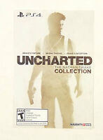 **PS4 download voucher** Uncharted: Nathan Drake Collection