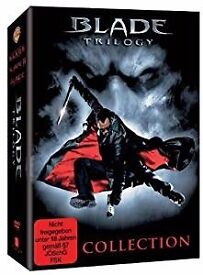 Blade Trilogy Box Set - The Ultimate Collection (uncut) DVD