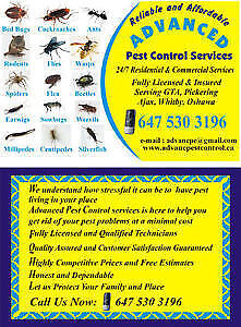 ADVANCED PEST CONTROL SERVICES, BIGGEST SALE OF 2016