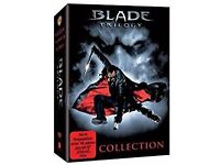 Blade Trilogy Box - The Ultimate Collection (uncut) DVD