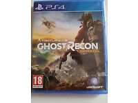Selling GhostReconWildlands and SniperElite4 limitedEdition