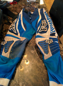Fox Racing MX pants sz 28