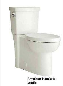 4 modèles de toilettes American Standard