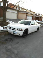 2007 White Dodge Charger $2500 Firm AS IS