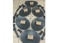 Freesat/Sky Satellite mk4 Dish and Quad Lnb