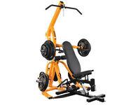 POWERTEC leverage multi gym 160kg weight