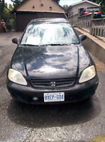 TONIGHT ONLY 1999 Honda Civic SI Coupe (2 door)