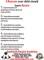 5 Reasons Every Child Should Learn Karate