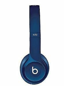 BRAND NEW Beats by Dr. Dre Solo 2.0 On-Ear Headphones - Blue