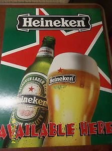 Heineken Beer Signs