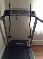 ProForm Crosswalk 415 Treadmill LIKE NEW