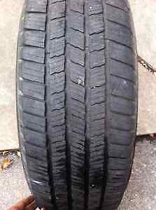 4 Michelin SUMMER Tires 235 70 R16 NEGO!! West Island Greater Montréal image 2
