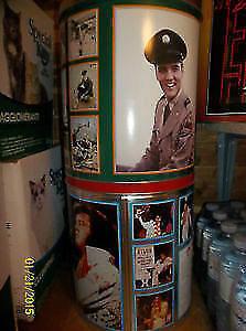 New Price!!!  Cool Elvis Presley Tins Windsor Region Ontario image 2
