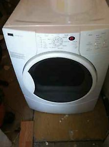 SAMSUNG HEAVY DUTY FRONT LOAD WASHER