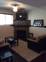 Executive one bedroom suite - Available Sept/Oct 1st