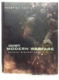 Call of Duty: Modern Warfare 2 - Prestige Edition Strategy Guide Hard Cover