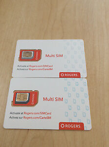 OFFERS? Rogers Sim Card