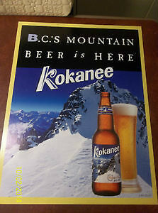 Introducing Kokanee from BC To Ontario Signage Windsor Region Ontario image 1