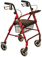 Looking for a reasonably priced 4 wheeled walker & other items