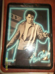 Picture of the king, Elvis with neon look Windsor Region Ontario image 1