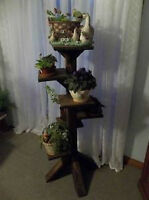 Vertical Plant Stand