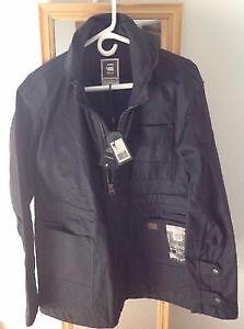 G-Star Raw Faeroes Military Jacket - Large