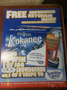 Introducing Kokanee from BC To Ontario Signage Windsor Region Ontario image 2