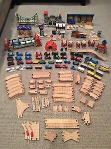Thomas Tank Engine Table and Large Collection