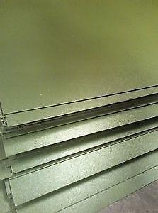 PLASTIC FLAT SHEETS 3000 X 1200 2MM GREEN Dandenong Greater Dandenong Preview