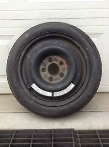 """Space Saver Spare for 1965 Mustang 5 x 4.5"""" bolt pattern"""