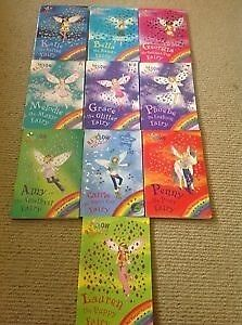 10 Rainbow magic books #16,17,20,26,29,30,31,32,35,84 Hornsby Hornsby Area Preview