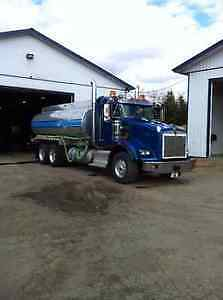 BULK WATER - Potable Water Hauling & VAC TRUCK SERVICE Strathcona County Edmonton Area image 2
