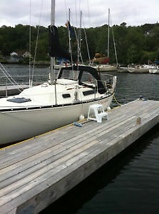 1978 C&C24 Sailboat