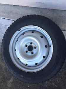 Studded Tires - Excellent Condition - 4x 215/60R16