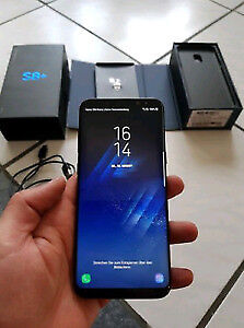Samsung S8 Plus - Excellent Condition with accessories