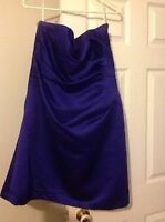 FOR SALE!!!! Eggplant Purple Dress