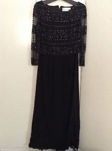 size 10 ,Cameron Blake evening gown