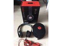 Beats Solo HD Wired Headphones Black