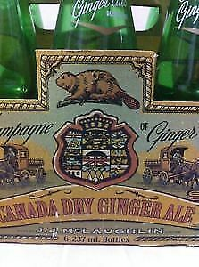 Canada Dry Millenium Limited Edition Collector's Set