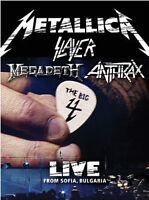 MUSIC CONCERT DVDs - Metallica, Iron Maiden, Manson and more